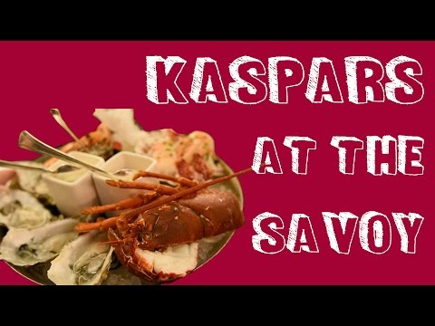 Kaspar's Seafood Bar & Grill @ The Savoy Hotel