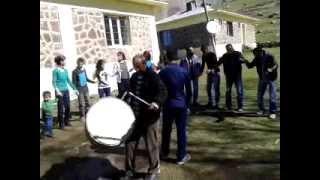 Taşlıyayla (ŞEMAN) Köyü  23 Nisan Kutlaması Part 2