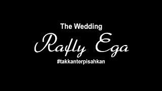 SPECIAL WEDDING EGA & RAFLY