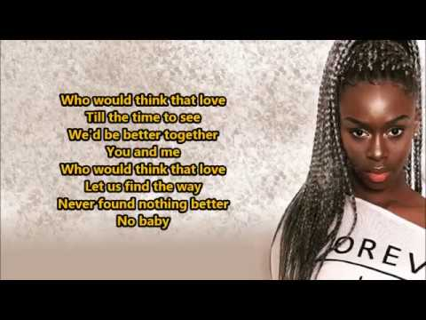 Who Would Think That Love?- Now United (With the Official Audio) (Lyrics) {HeyLyrics}