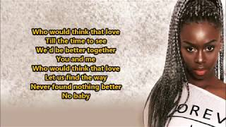 Who Would Think That Love?  Now United (With The Official Audio) (Lyrics) {HeyLyrics}