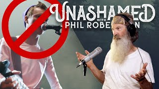Phil Robertson Blasts Ban On Church Singing, Masked Funerals, And Jase Defends Toilet Humor | Ep 124