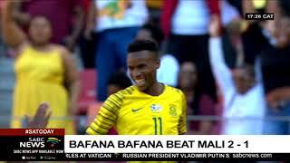 Bafana Beat Mali 2 1