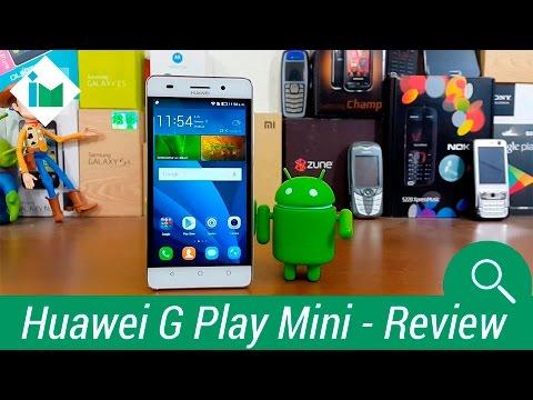 Huawei G Play Mini - Review en español
