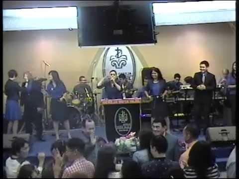 Gereja Duta Injil - Hatiku Percaya & Ku di Bri Kuasa