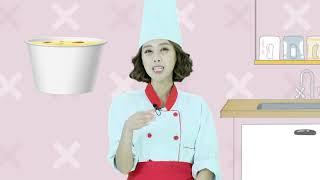 쉽게 만드는 간식, 컵피자와 딸기 에이드내용