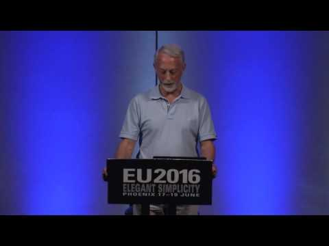 Wallace Thornhill: The Elegant Simplicity Of The Electric Universe (with Improved Audio) | EU2016