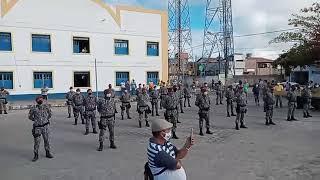 Prado: Ato Cívico com a presença da Força Nacional marca o 7 de setembro