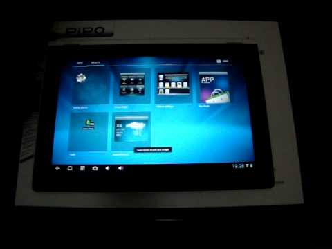 "Pipo M8 Tablet PC Review Max-M8 9.4"" IPS Android 4.1 In-Action Review"