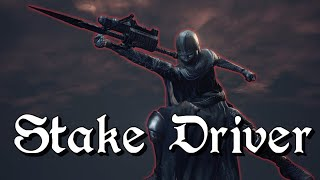 Stake Driver Moveset - Champion's Ashes