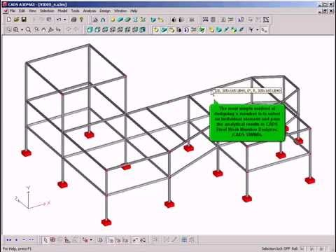 A3D MAX Links to Steelwork