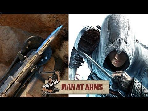 Hidden Blade & Pirate Cutlass (Assassin's Creed 4)