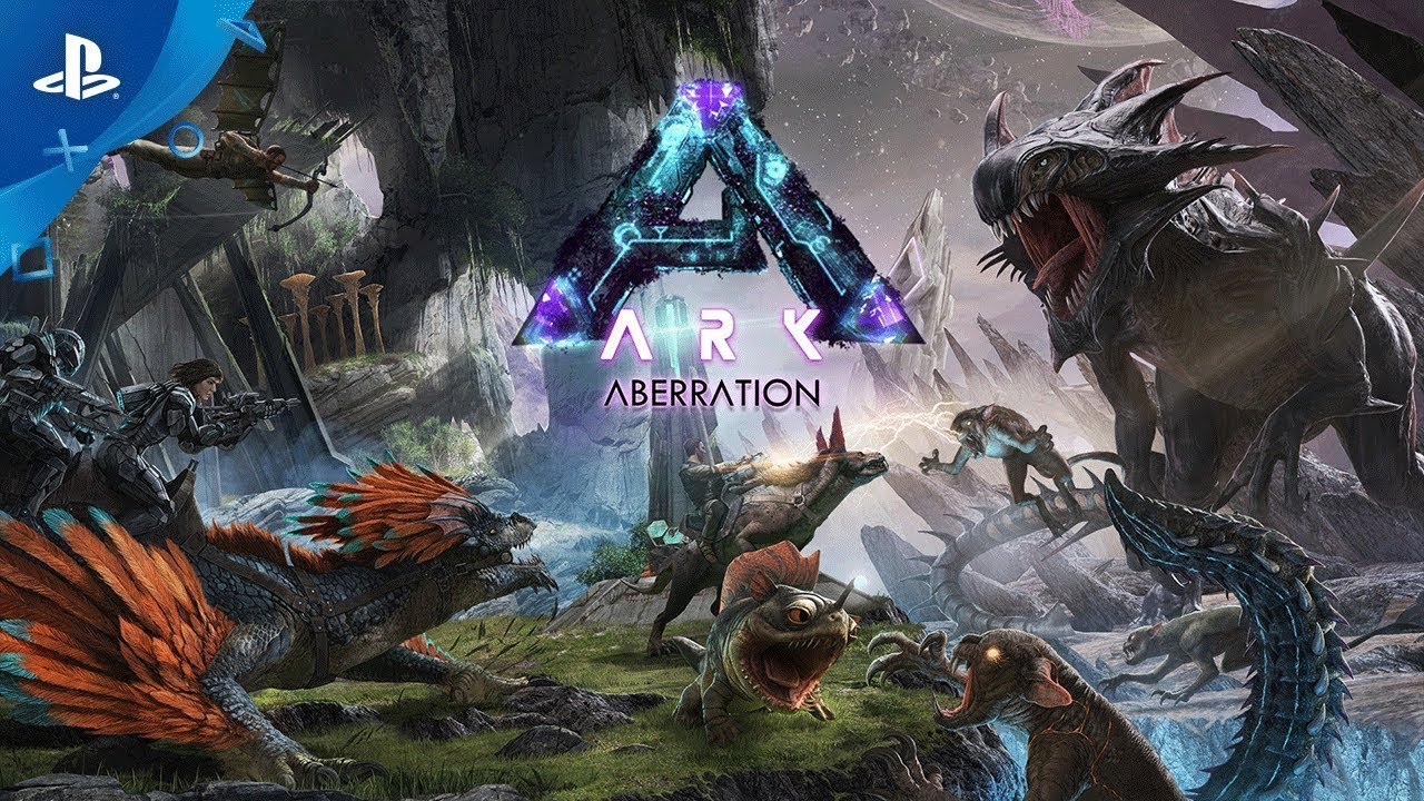 Ark: Aberration Launches on PS4 Today