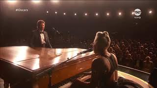 Lady Gaga y bradley cooper  - shallow - Oscars 2019