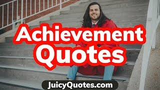 Achievement Quotes And Sayings Video 2020 - (Start Reaching Your Goals)