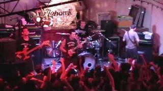 "Propagandhi ""Hallie Sallasse, Up Your Ass"" at Mohawk Austin, TX 9 of 17"