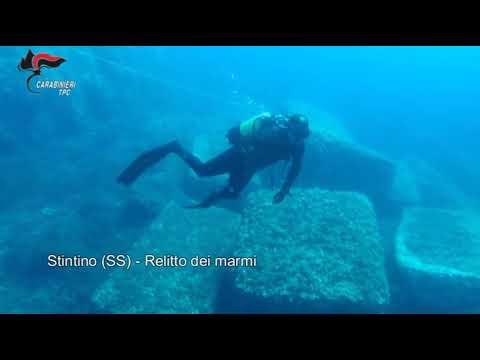 Sardegna: Carabinieri a tutela del patrimonio paesaggistico e dei siti archeologici marini