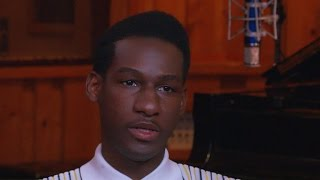 Finding his voice: The throwback soul sound of Leon Bridges