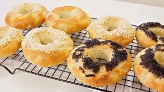 How To Make Bagels – Video Recipe