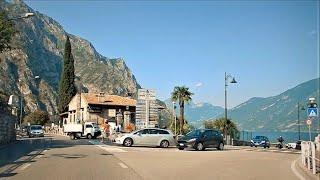Lake Garda Scenic Drive, Italy 🇮🇹