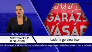 TV Budakalász / Kultúrkörkép / 2018.09.06.