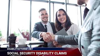 Video thumbnail: Why Should I Hire an Attorney To File My Social Security Disability Claim?