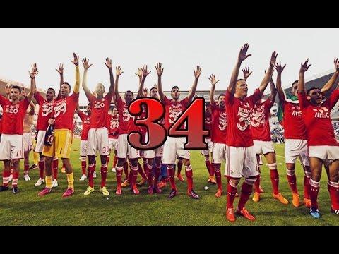 Nós acreditamos Benfica - Rumo ao 35 @SLBenfica