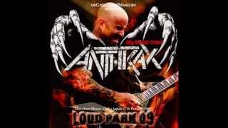 ANTHRAX - Fueled - Loud Park Live 09'