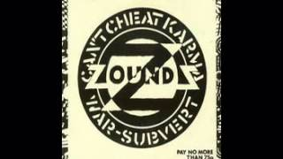 Zounds - Can't Cheat Karma EP (1980)