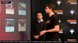 Pro Tour Dragons of Tarkir: First Pick Choices with Paul Vitor Damo Da Rosa