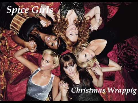 Spice Girls - Christmas Wrapping - Christmas Radio