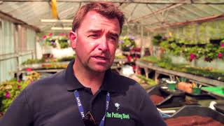 Potting Shed... In Bloom Video