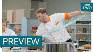 Sugar challenge - Bake Off Creme de la Creme: Series 2 Episode 7 Preview -