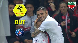But Mauro ICARDI (90' +2)  OGC Nice   Paris Saint Germain (1 4)  (OGCN PARIS) 2019 20
