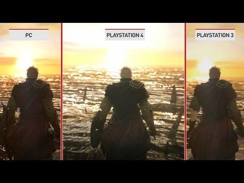 Dark Souls II: Scholar of the First Sin – PS3 vs. PS4