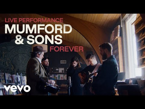 "Mumford & Sons - ""Forever"" ft. Jerry Douglas Live Performance 
