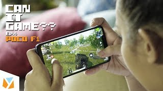 Xiaomi Pocophone F1 Gaming Review: CAN IT GAME?