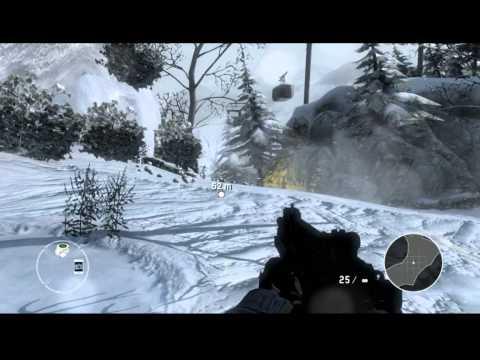 007 Legends прохождение часть 3 (Альпийская долина)