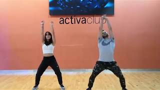 Ozuna   Coméntale Feat. Akon | Coreografía Fitness