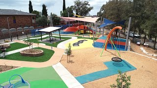Kempt Field Park, Hurstville NSW