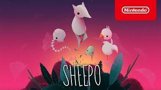 Nintendo SHEEPO - Launch Trailer - Nintendo Switch anuncio