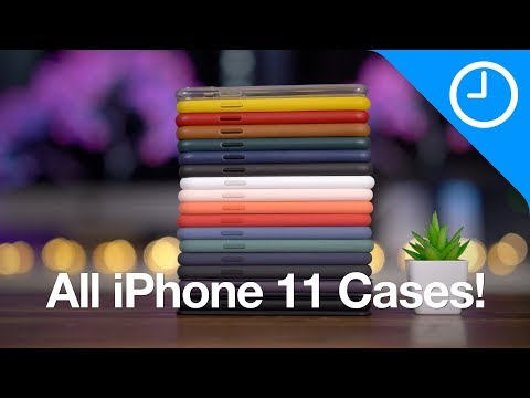 ALL iPhone 11 Cases featuring all available COLORS and styles!