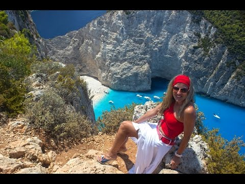 Video Zakynthos Island, Ionian sea, Top beaches and places to Visit