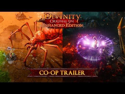 Видео № 0 из игры Divinity Original Sin - Enhanced Edition (Б/У) [PS4]