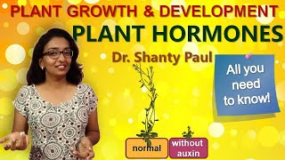 CH06-PLANTS – GROWTH AND MOVEMENTS-PART04-PLANT GROWTH HORMONES03