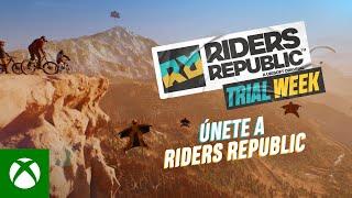 Xbox  Riders Republic Trial Week - Tráiler anuncio