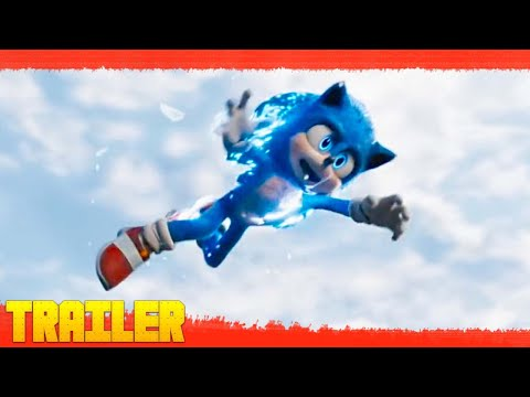 Trailer final de Sonic la pelicula