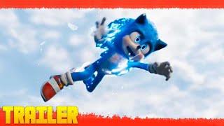 Trailers In Spanish Sonic La Película (2020) Tráiler Oficial #2 Español anuncio