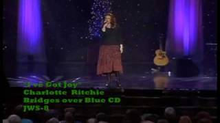 I've Got Joy -Charlotte Ritchie