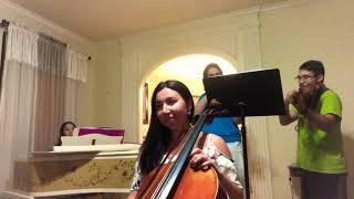 schubert ave maria piano violin - TH-Clip